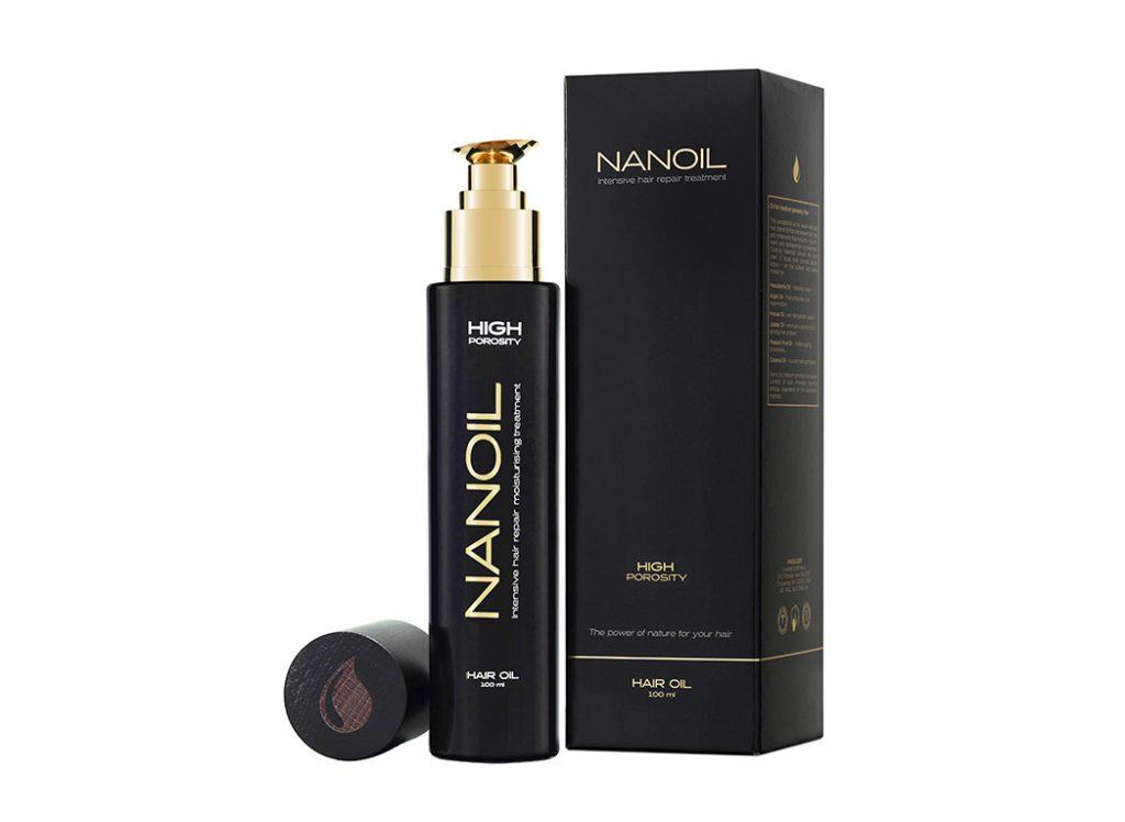sundt hår takket være Nanoil
